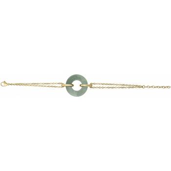 Horloges & Sieraden Dames Armbanden Phebus Bracelet  pour Elle Vert