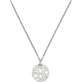 Horloges & Sieraden Dames Kettingen Phebus Collier  pour Elle Blanc