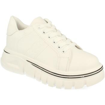 Schoenen Dames Lage sneakers Tony.p LA07 Blanco