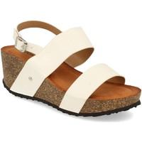 Schoenen Dames Sandalen / Open schoenen Tony.p BQ07 Blanco