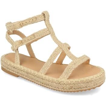 Schoenen Dames Sandalen / Open schoenen Tephani TF2233 Beige