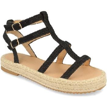 Schoenen Dames Sandalen / Open schoenen Tephani TF2233 Negro