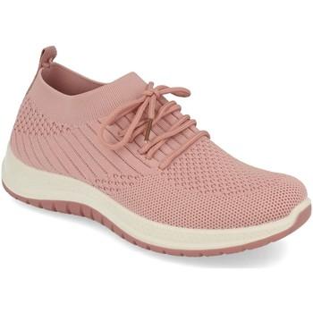 Schoenen Dames Lage sneakers Colilai C1030 Rosa