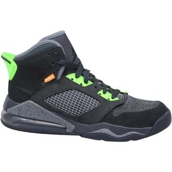Schoenen Heren Basketbal Nike Jordan Mars 270 Noir, Gris, Vert