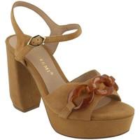 Schoenen Dames Sandalen / Open schoenen Bruno Premi  Beige