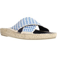 Schoenen Dames Leren slippers Toni Pons BALI ZZ Blauw