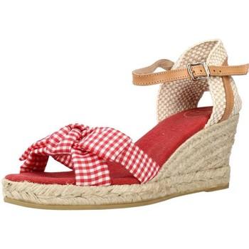 Schoenen Dames Espadrilles Toni Pons CARINA VH Rood