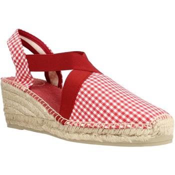 Schoenen Dames Espadrilles Toni Pons TERRA VH Rood