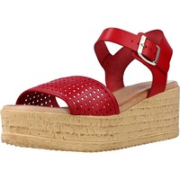 Schoenen Dames Sandalen / Open schoenen Cokketta 1031Y Rood