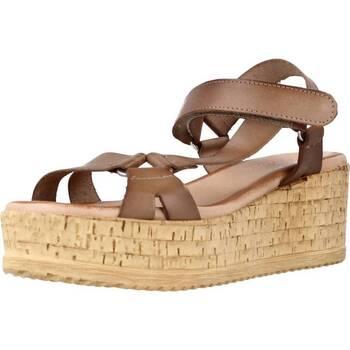 Schoenen Dames Sandalen / Open schoenen Cokketta 1032Y Bruin