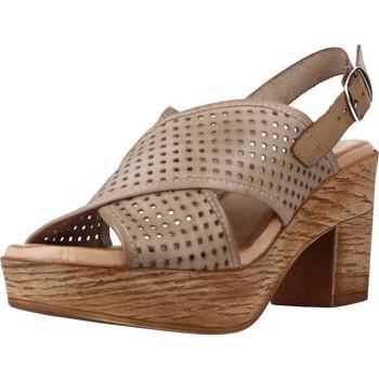 Schoenen Dames Sandalen / Open schoenen Cokketta 1210Y Bruin