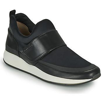 Schoenen Dames Lage sneakers JB Martin GADEN Zwart