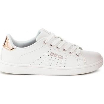 Schoenen Dames Lage sneakers Big Star DD274583 Blanc