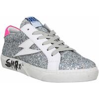 Schoenen Dames Lage sneakers Semerdjian 135397 Zilver