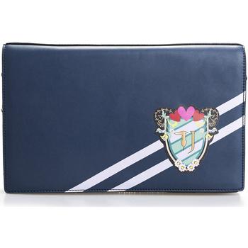 Tassen Dames Tasjes / Handtasjes Trussardi  Blauw