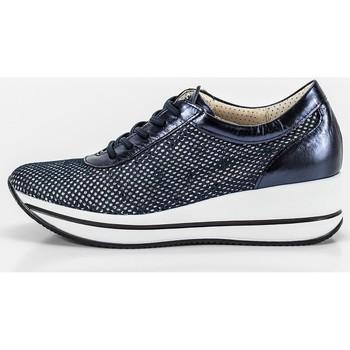 Schoenen Dames Lage sneakers Pitillos 6700 bleu