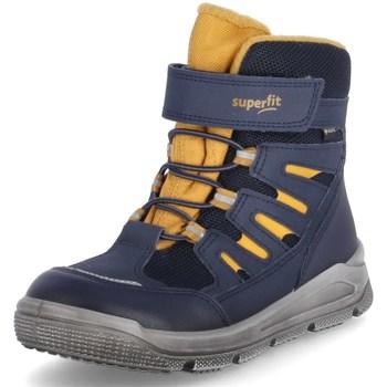 Schoenen Kinderen Hoge sneakers Superfit Mars Bleu