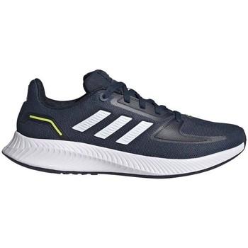Schoenen Heren Running / trail adidas Originals Runfalcon 20 K Bleu marine