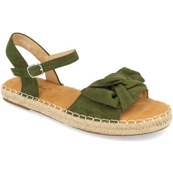 Schoenen Dames Sandalen / Open schoenen Milaya 2M10 Kaki