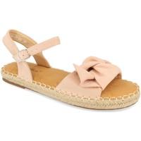 Schoenen Dames Sandalen / Open schoenen Milaya 2M10 Rosa