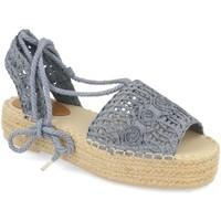 Schoenen Dames Espadrilles Milaya 3S3 Azul
