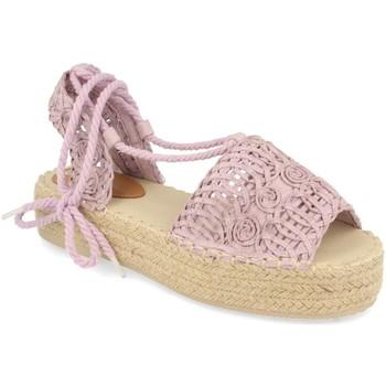 Schoenen Dames Espadrilles Milaya 3S3 Lila