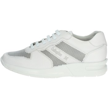 Schoenen Heren Lage sneakers CallagHan 91314 White