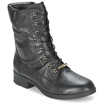 Schoenen Dames Laarzen Aldo KANDY Zwart