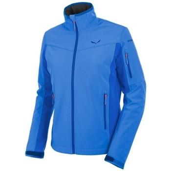 Textiel Dames Jacks / Blazers Salewa Geisler 2 SW W Jkt Bleu