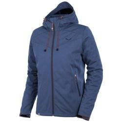 Textiel Dames Jacks / Blazers Salewa Fanes SW W Jkt Bleu