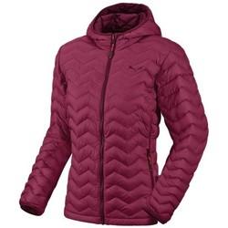 Textiel Dames Jacks / Blazers Salewa Fanes Down Jacket Cerise