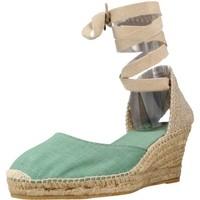 Schoenen Dames Espadrilles Toni Pons CALONGE Groen
