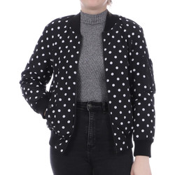 Textiel Dames Wind jackets French Connection  Zwart
