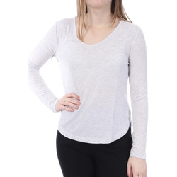 Textiel Dames T-shirts met lange mouwen French Connection  Grijs