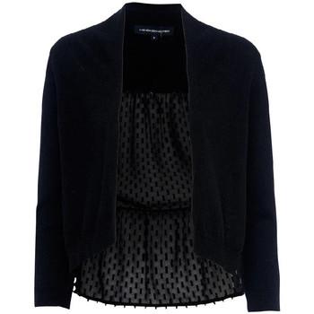Textiel Dames Vesten / Cardigans French Connection  Zwart