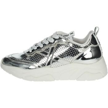 Schoenen Dames Lage sneakers Munich 8770058 Silver