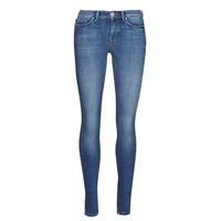 Textiel Dames Skinny jeans Only ONLSHAPE Blauw / Medium