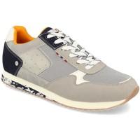Schoenen Heren Lage sneakers Kylie K2020101 Gris