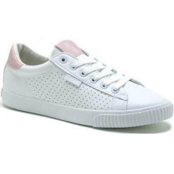 Schoenen Dames Lage sneakers Big Star HH274073 Blanc