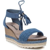 Schoenen Dames Sandalen / Open schoenen Refresh 102917 Blauw