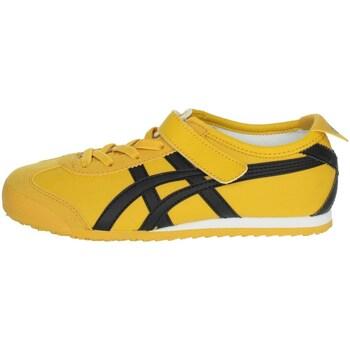 Schoenen Kinderen Lage sneakers Onitsuka Tiger 1184A049 Yellow