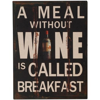 Wonen Posters Signes Grimalt Muurplaten Wine Multicolor