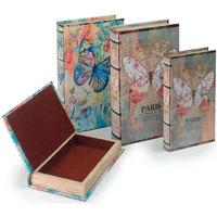 Wonen Trunks, opbergdozen Signes Grimalt Paper Box 4 September Units Multicolor