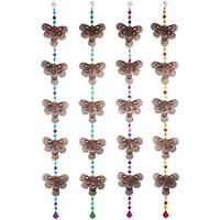 Wonen Feestelijke decoraties Signes Grimalt Hanglamp Set 4 Stuks Multicolor