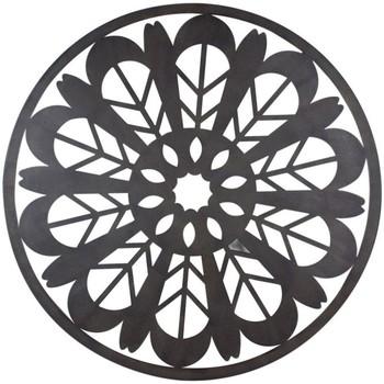 Wonen Schilderijen Signes Grimalt Muurornament Mandala Negro