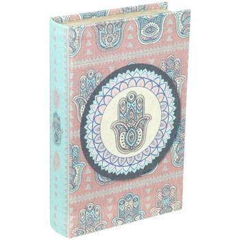 Wonen Trunks, opbergdozen Signes Grimalt Fatima Handboek Doos Multicolor