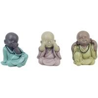 Wonen Beeldjes Signes Grimalt Boeddha Ziet Niet, Hey, Spreek 3U Multicolor