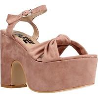 Schoenen Dames Sandalen / Open schoenen Refresh 069723r Roze