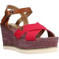 Schoenen Dames Sandalen / Open schoenen Refresh 069908r Rood
