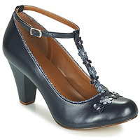Schoenen Dames pumps Cristofoli JULY Blauw